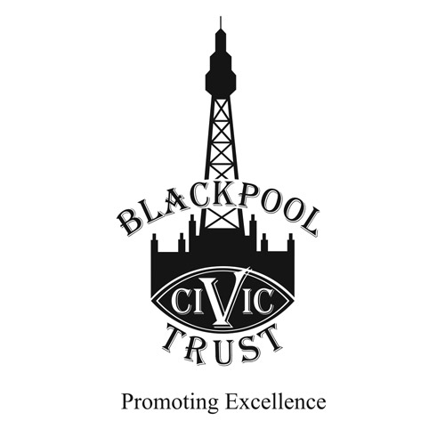 Blackpool Civic Trust logo November 2016