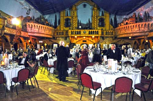 The Spanish Hall, Blackpool Winter Gardens