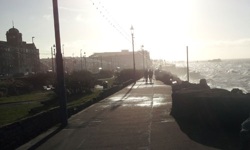 Blackpool North Shore 1st January 2013