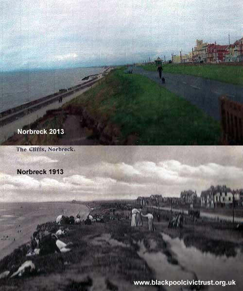 Norbreck 1913 and 2013