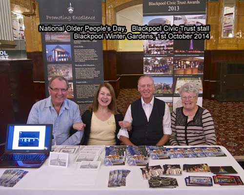 Older People's Day, Blackpool