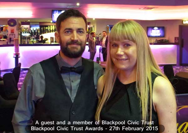 Guest & Member of Blackpool Civic Trust
