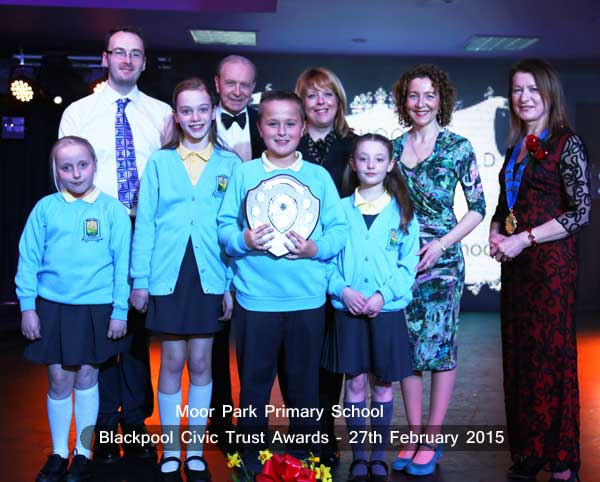Moor Park School awarded