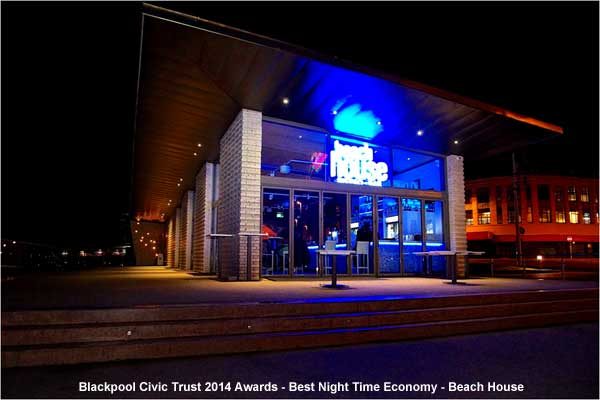 Blackpool Civic Trust 2014 Awards, 27th Feb 2015