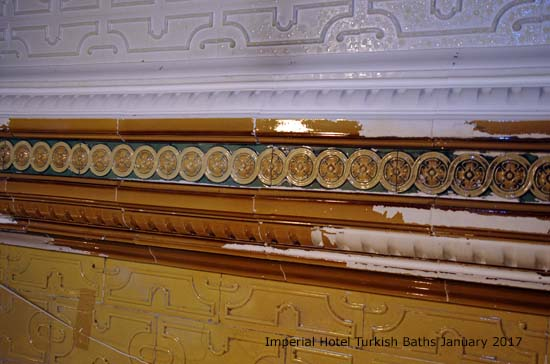 Imperial Hotel Blackpool Turkish Baths - Blackpool Civic Trust - Jan 2017