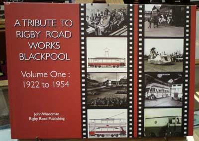 A tribute to Rigby Road Works Blackpool