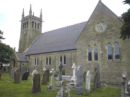 Bispham Parish Church