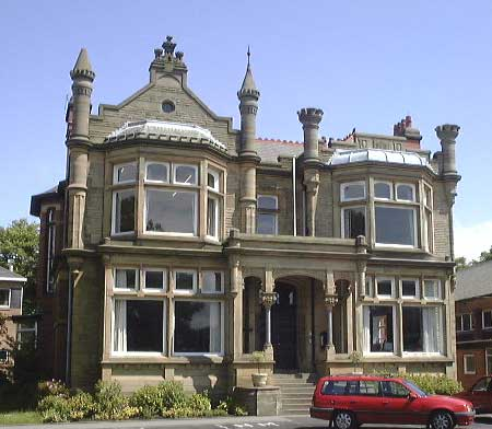 Listed Buildings In Blackpool