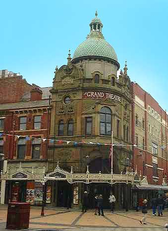 Listed Buildings In Blackpool 2